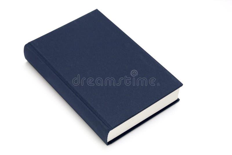 Blauw handboek stock foto's