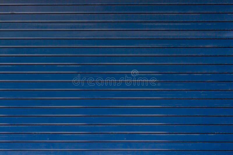 Blauw houten textuurachtergrond en behang royalty-vrije stock afbeelding