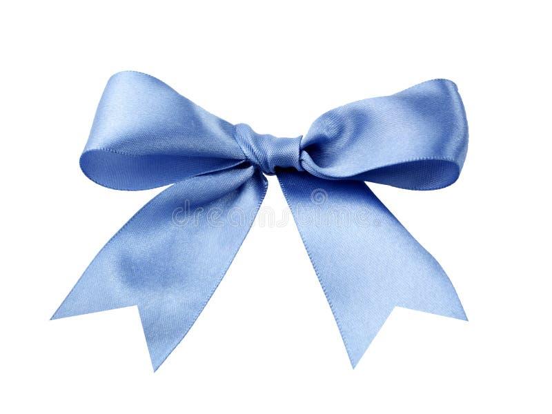 Blauw lint stock fotografie