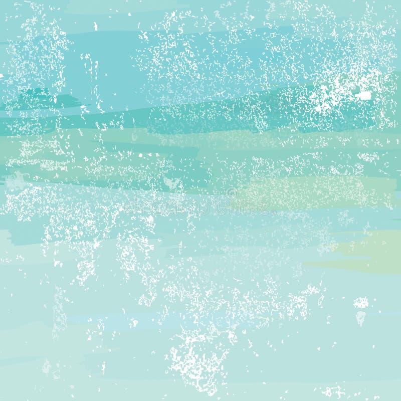 Blauw met witte stofachtergrond royalty-vrije stock fotografie