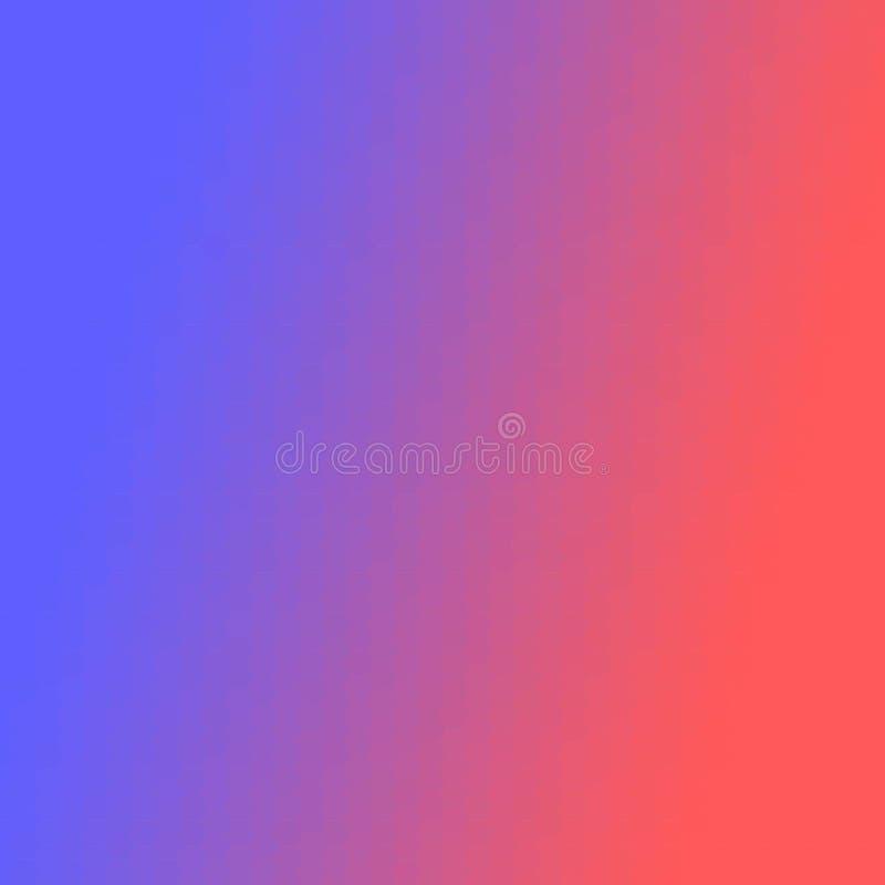 Blauw-rode kleurrijke in achtergrond in veelhoekige stijl Eps 10 vector illustratie
