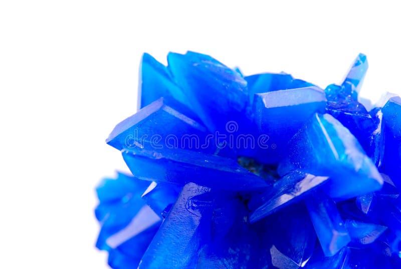 Blauw vitriool stock afbeeldingen