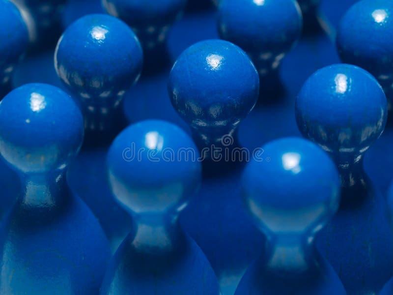 Download Blauwe Abstracte Voorwerpen Stock Foto - Afbeelding: 3579730