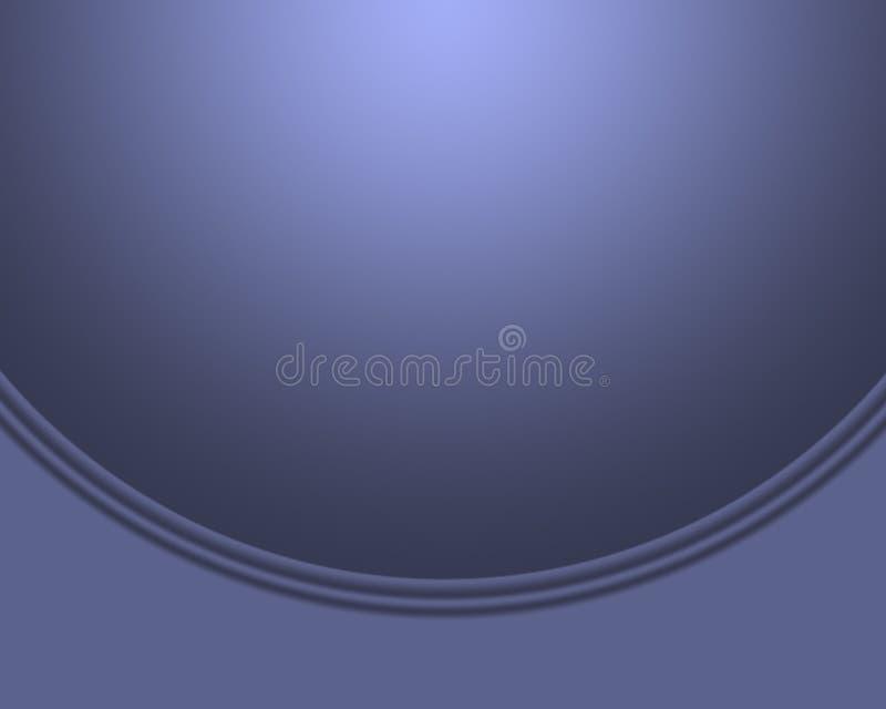 Blauwe achtergrond royalty-vrije illustratie