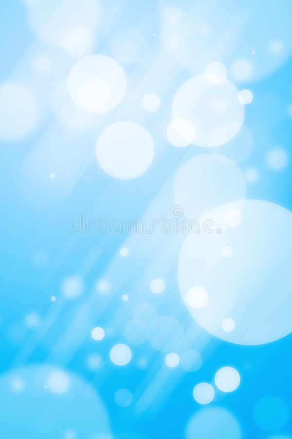 Blauwe achtergrond. vector illustratie