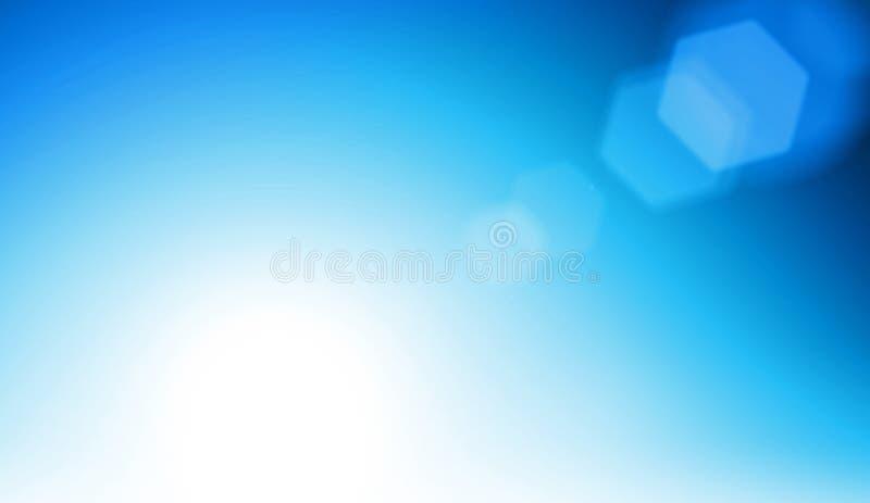 Blauwe achtergrond stock afbeelding