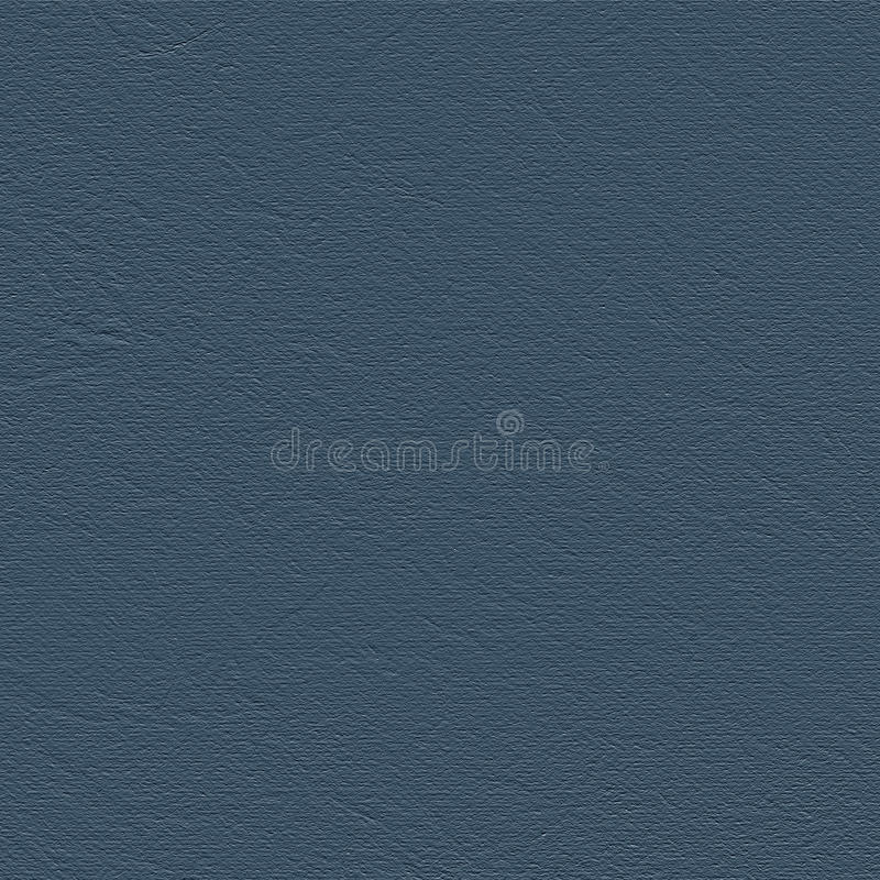 Blauwe achtergrond - met de hand gemaakt document blad royalty-vrije illustratie