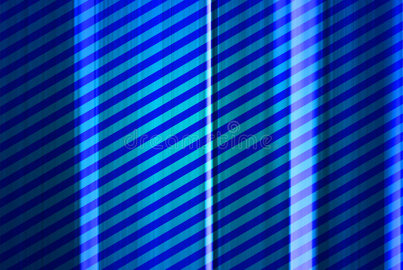 Blauwe achtergrond met de textuurontwerp van het motieonduidelijke beeld stock illustratie