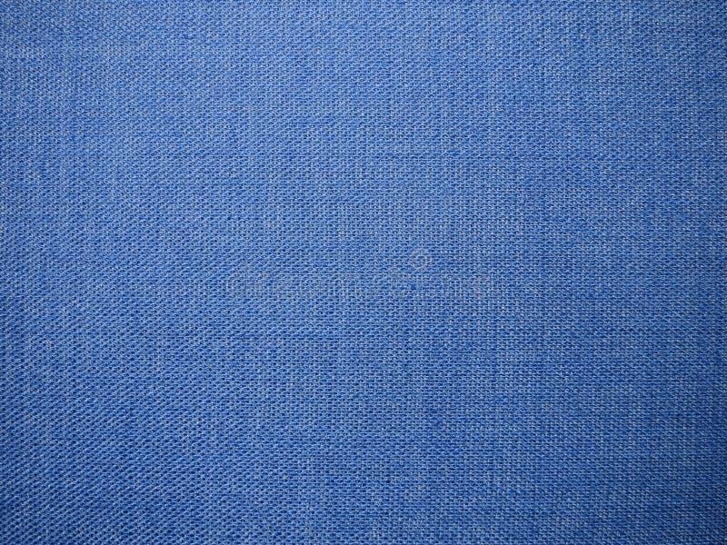 Blauwe backround - Oud Canvas - Voorraadfoto royalty-vrije stock afbeelding
