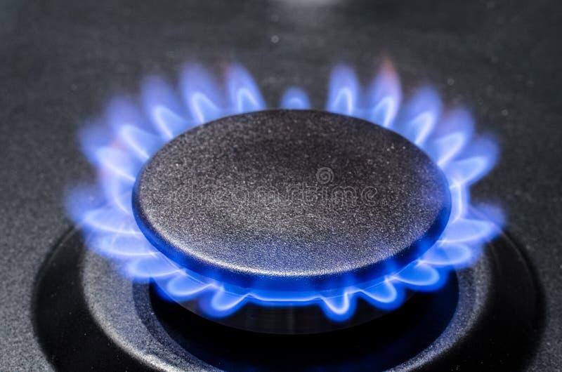 blauwe brandstof royalty-vrije stock afbeelding
