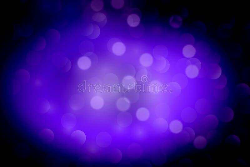 Blauwe cirkelachtergrond royalty-vrije stock afbeelding
