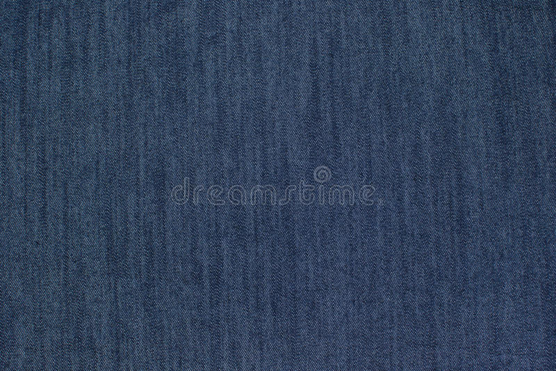 Blauwe denimstof stock foto's
