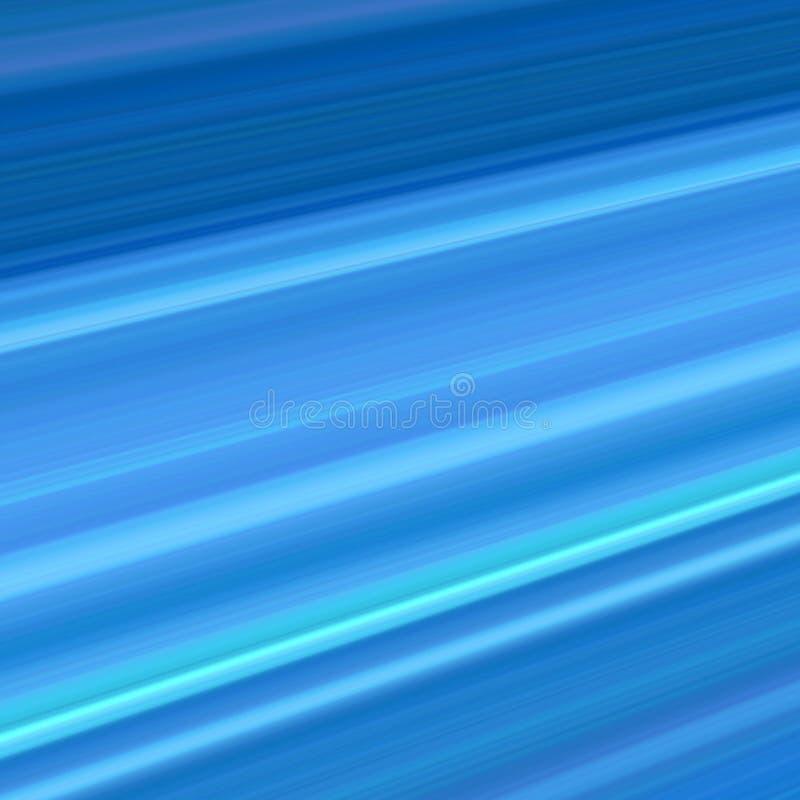 Blauwe diagonale lijnen royalty-vrije illustratie