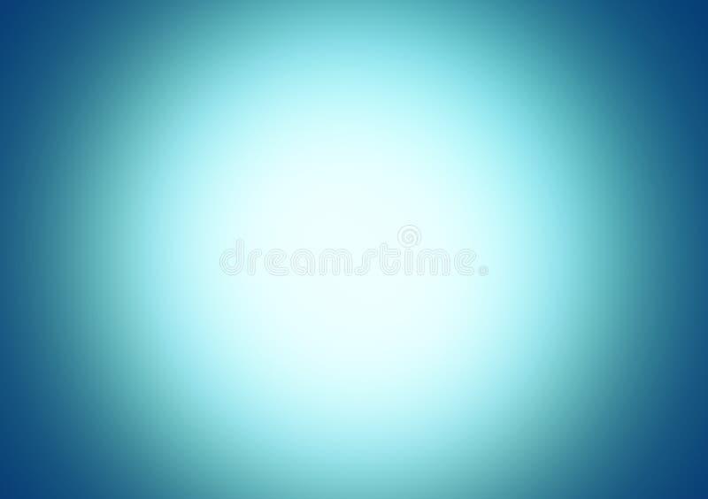 Blauwe duidelijke eenvoudige gradiëntachtergrond stock foto's