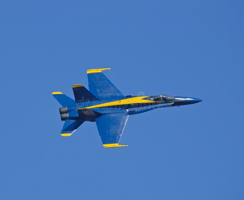 Blauwe Engel #4 stock fotografie