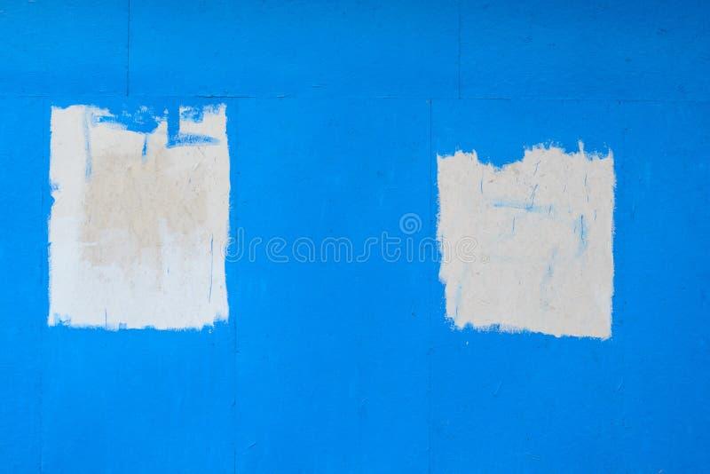 Blauwe geschilderde houten textuur royalty-vrije stock afbeelding