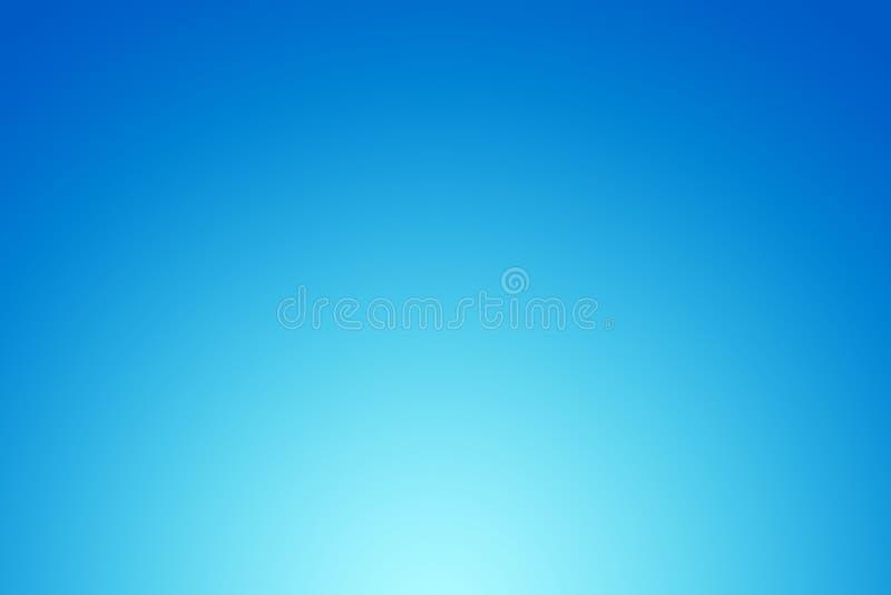 Blauwe gradiëntachtergrond royalty-vrije stock afbeeldingen