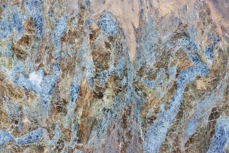 Blauwe granietTextuur stock fotografie