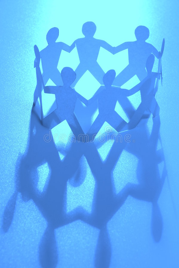 Blauwe harmonie