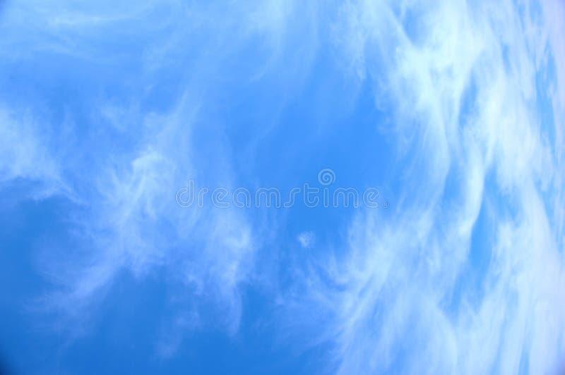 Blauwe Hemel 588 royalty-vrije stock foto's