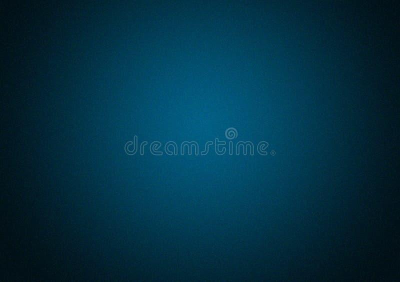Blauwe het ontwerpachtergrond van het gradiëntbehang stock foto
