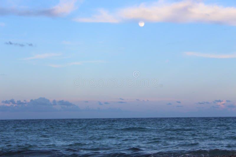 Blauwe Horizon royalty-vrije stock foto