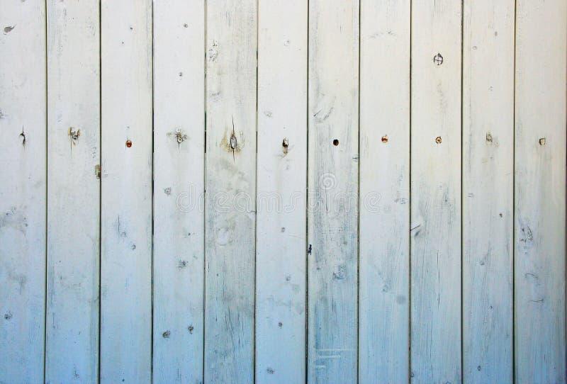 Blauwe houten uitstekende gradiënt als achtergrond royalty-vrije stock afbeelding