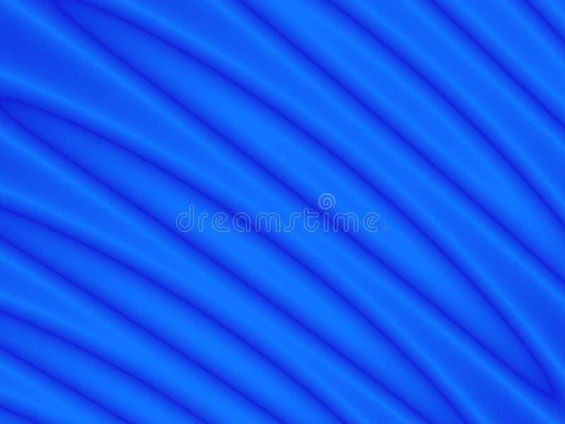 Blauwe Krommen stock foto