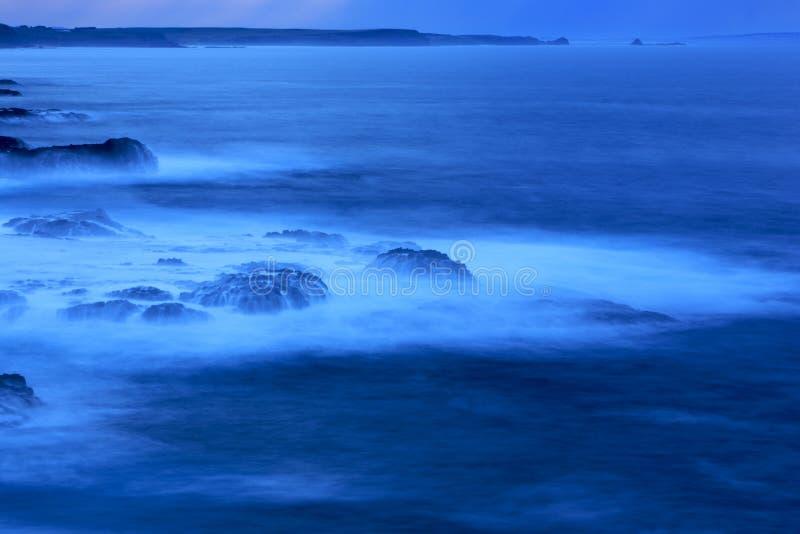 Blauwe Oceaan stock foto's