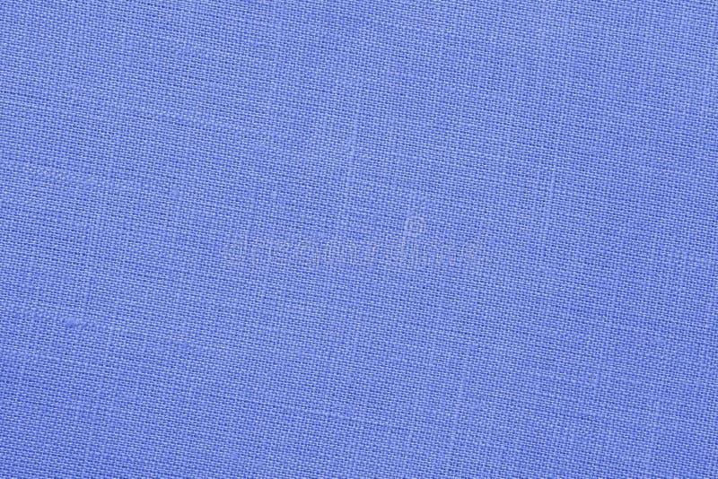 Blauwe purpere backround - Linnencanvas - Voorraadfoto royalty-vrije stock afbeeldingen