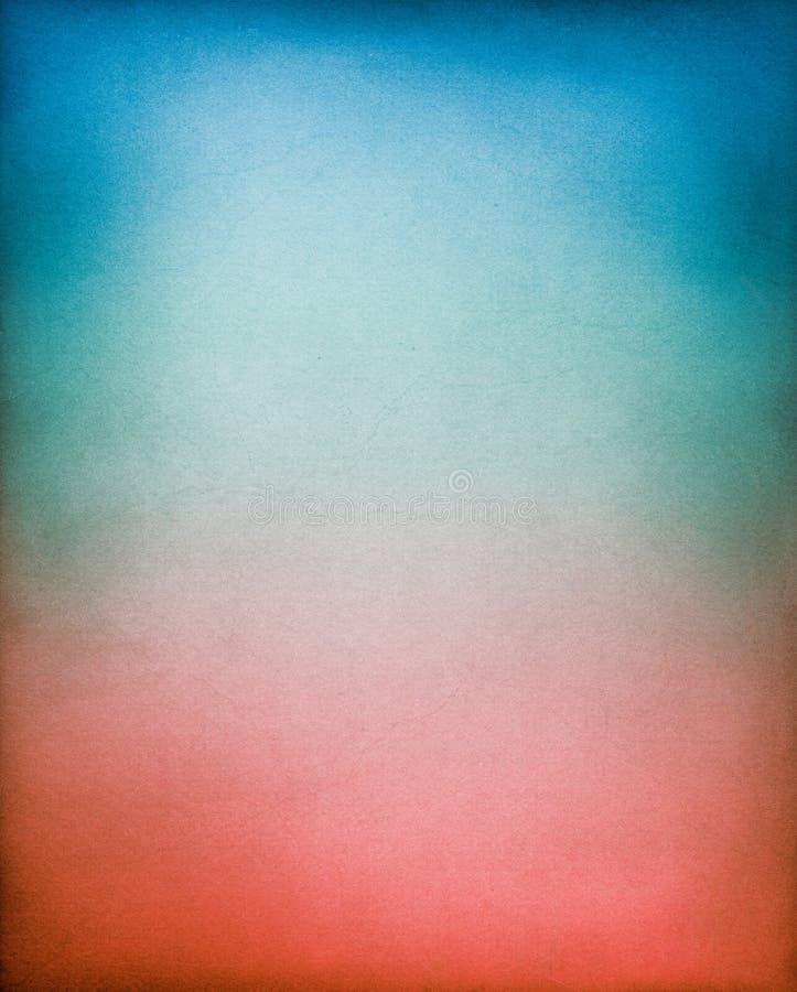 Blauwe Rode Achtergrond stock afbeeldingen
