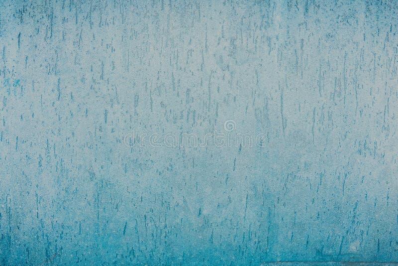 Blauwe sneeuwtextuur, ijzige versheid, de koude winter, sneeuwachtergrond, de winterpatroon royalty-vrije stock fotografie