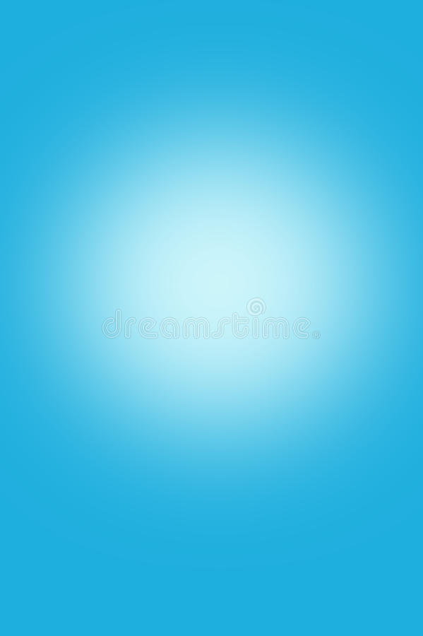 Blauwe spotlitachtergrond royalty-vrije stock afbeelding