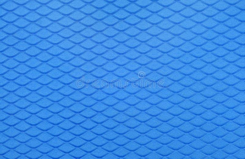 Blauwe Textuur voor muurdocument stock fotografie