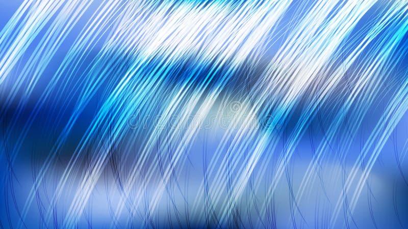 Blauwe van de de Illustratie grafische kunst van Azure Electric Background Beautiful elegante het ontwerpachtergrond royalty-vrije illustratie