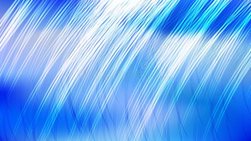 Blauwe van de de Illustratie grafische kunst van Azure Electric Background Beautiful elegante het ontwerpachtergrond vector illustratie