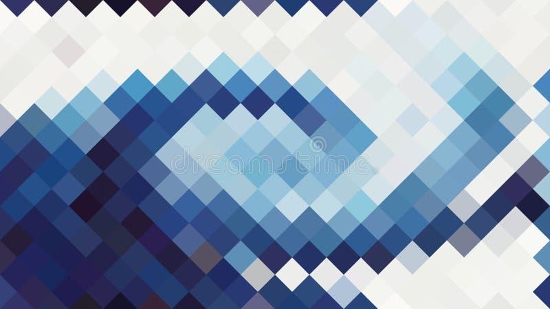 Blauwe van de de Illustratie grafische kunst van Patroonazure background beautiful elegante het ontwerpachtergrond royalty-vrije illustratie