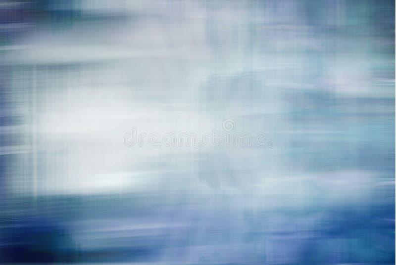 Blauwe Zilveren en Witte Multi Gelaagde Achtergrond royalty-vrije stock afbeeldingen
