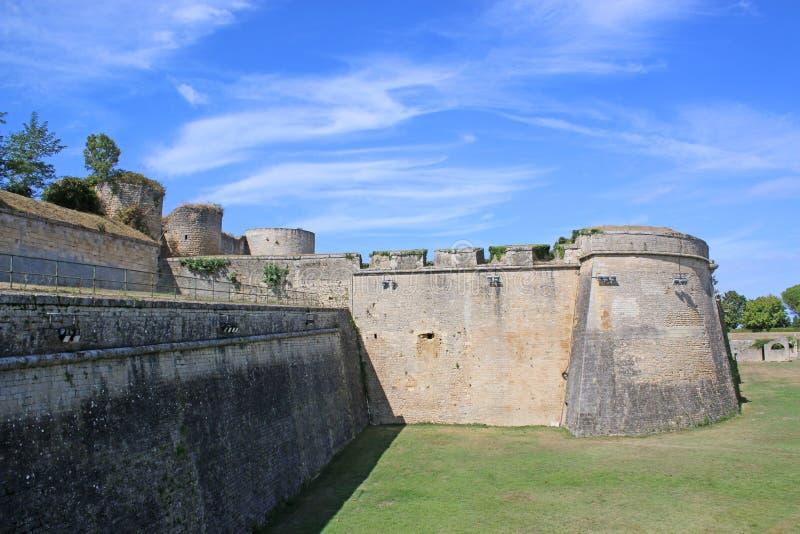 Blaye Citadel, Francia foto de archivo