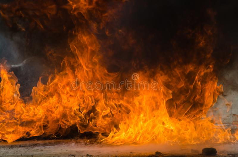 Blaze Fire Flame Background fotos de stock royalty free