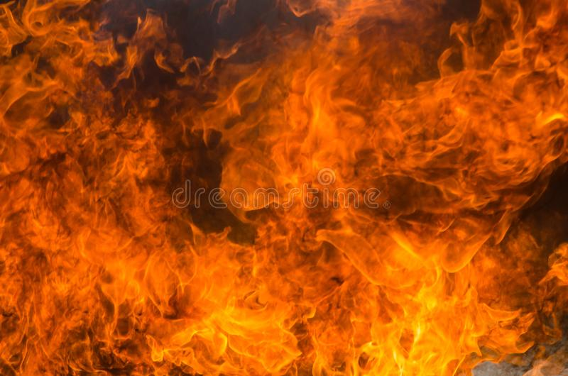 Blaze Fire Flame Background imagens de stock royalty free