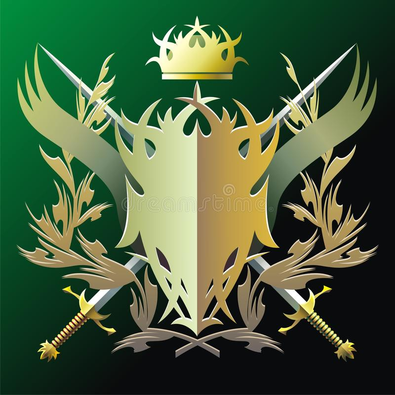 Download Blazon Royalty Free Stock Image - Image: 9974296