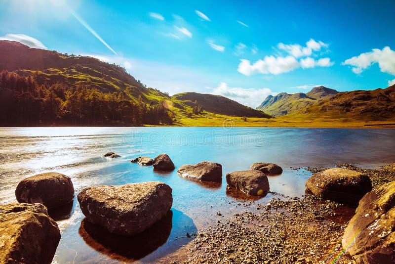 Blea de Tarn stock foto's