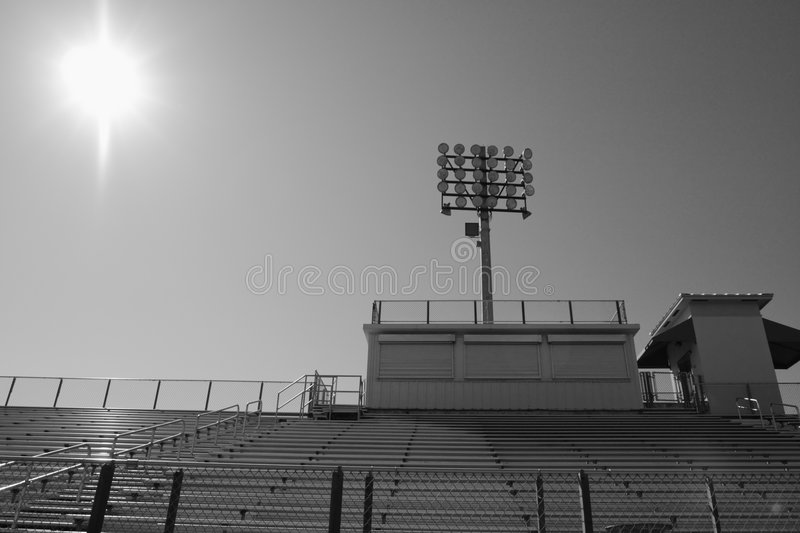 Download Bleachers stock image. Image of venue, stands, outdoors - 2209569