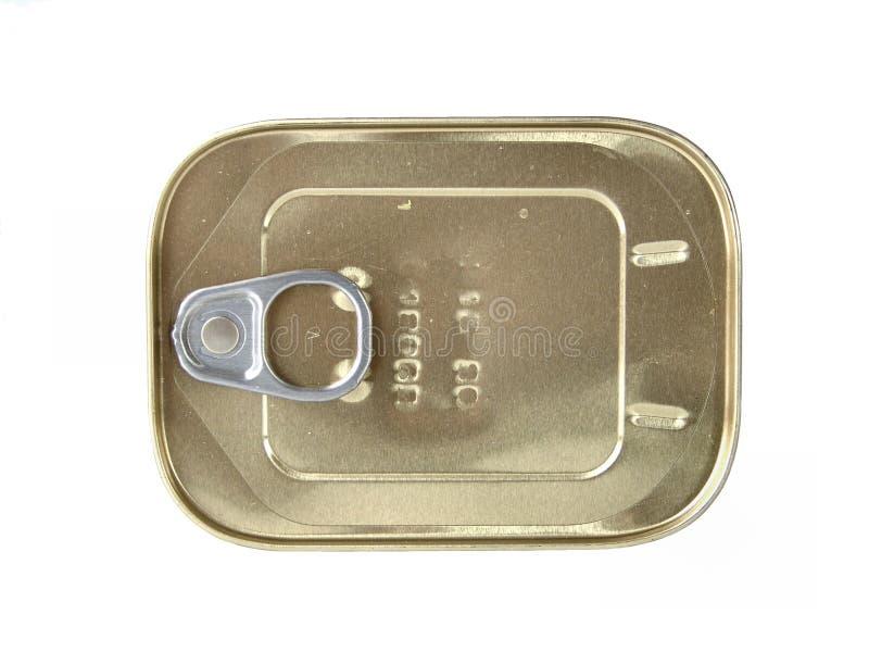 Download Blechdose stockfoto. Bild von kasten, sardinen, seafood - 27868