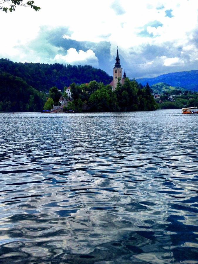 Bled stock photography