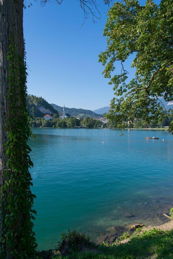 Bled Lake, Slovenia, Europe royalty free stock images