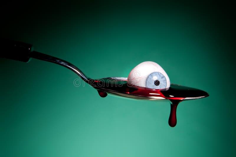 Download Bleeding eye stock photo. Image of looking, eyes, spooky - 21120912