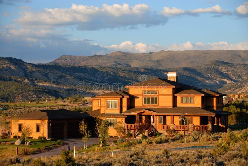 Bleiben in Kolorado lizenzfreie stockfotografie