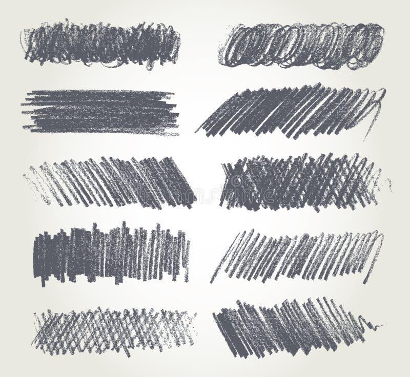 Bleistiftzeichnung lizenzfreie abbildung